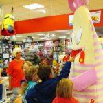 Der Sorgenfresser beim verkaufsoffenen Sonntag im Spielzeugladen Zwerg Nase Bernau