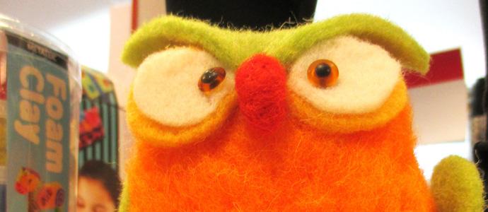 Bastelspaß für kleine Künstler im Spielzeugladen Zwerg Nase in Bernau